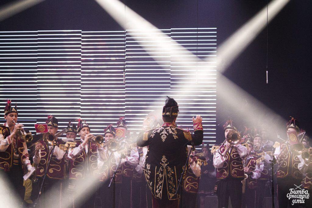 Шоу «Битва Оркестров – Дети» покорило сердца украинцев!