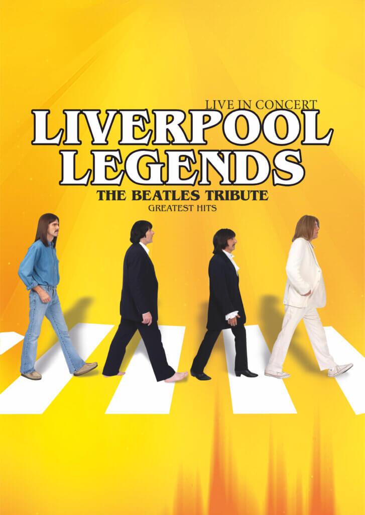 (Русский) The Beatles Tribute – Liverpool Legends