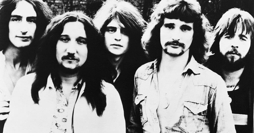 Interview with the Uriah Heep band