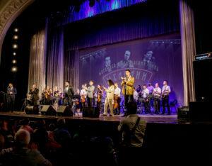 Премьера в Одессе концертной программы «Мелодии любви. Магомаев, Ободзинский, Хиль» прошла с аншлагом!