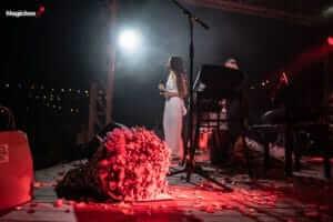 Волшебный концерт Марии Чайковской в зелёном театре